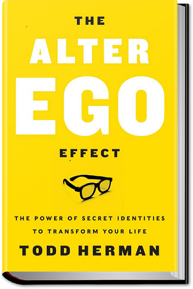 The Alter Ego Effect Book